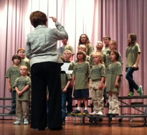 KBF Children's Choir Festival