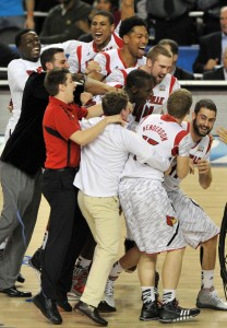 Louisville Cardinals Win National Championship 2013