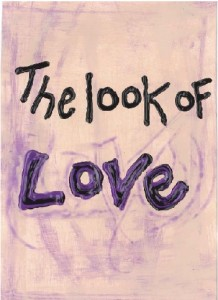 The Look of Love - Lent 2015